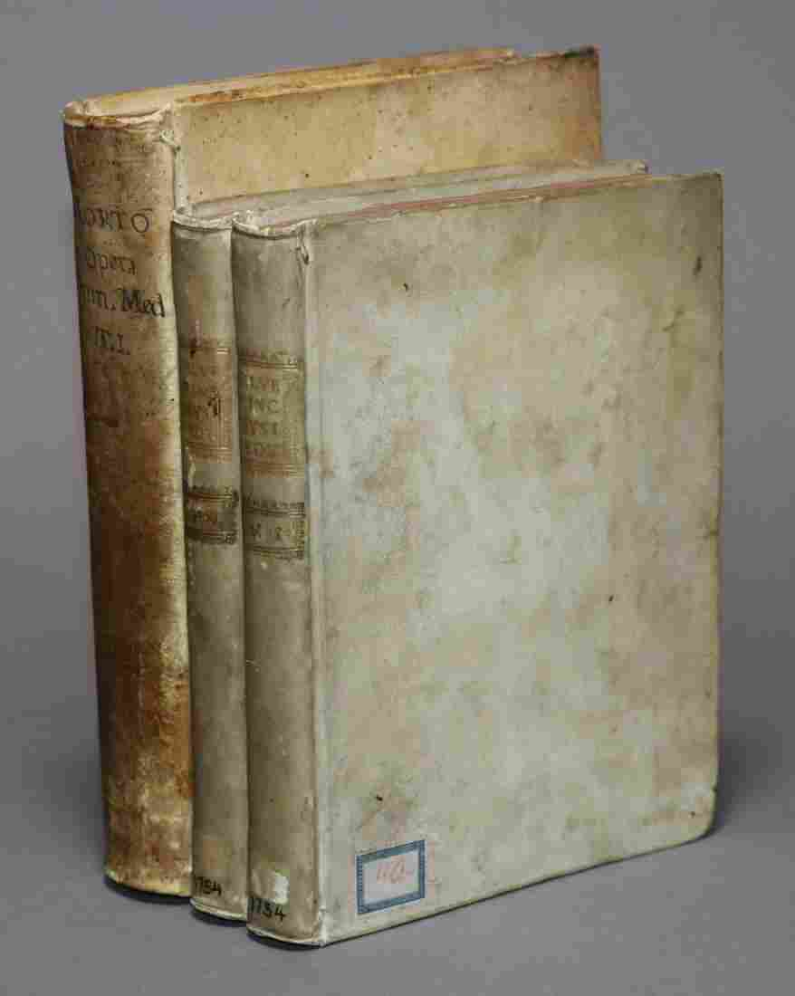 [Medicine]  Collection of Works, 18th c.