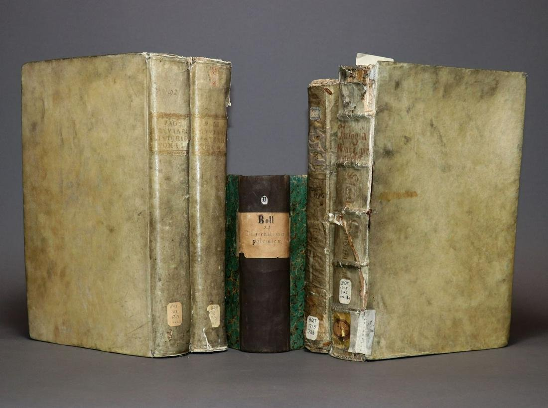 [Period Bindings, Folios, Quartos, 5 vols.]