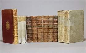 Period Bindings 18th c 11 vols