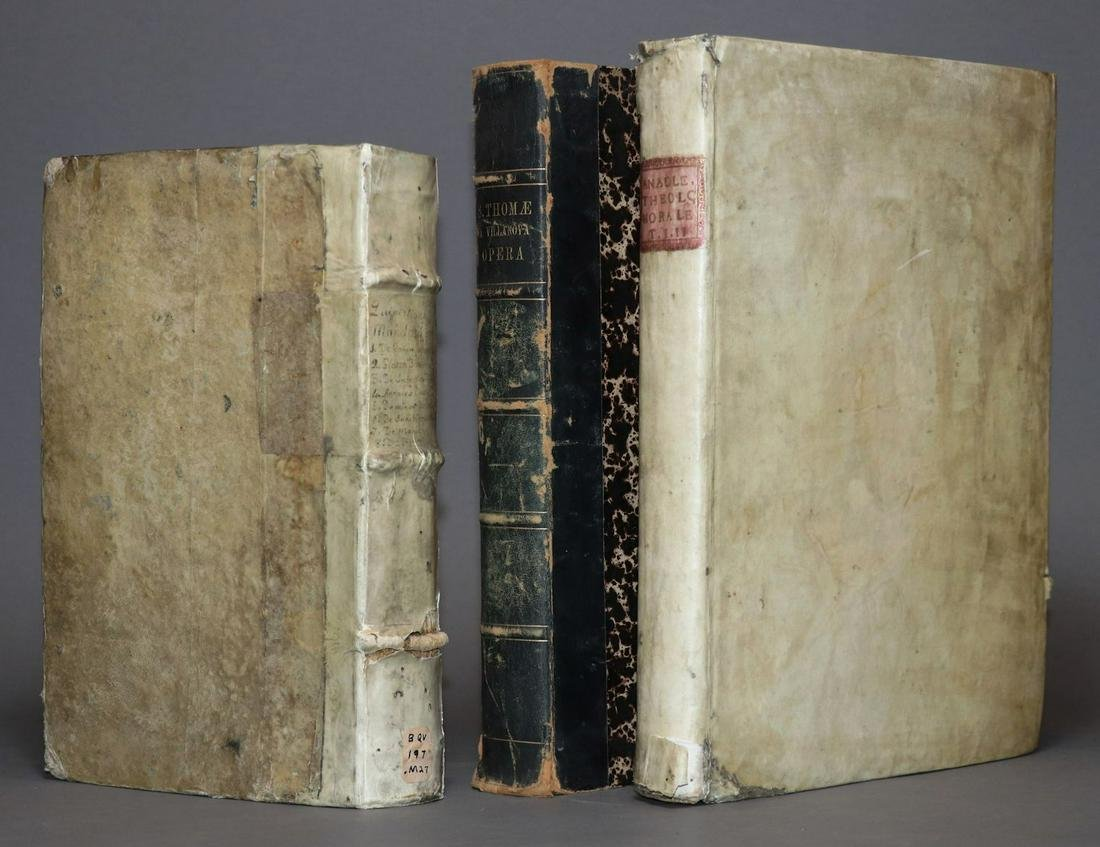 [Period Bindings, Folios, 16th & 18th c.]