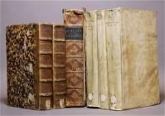 Period Bindings Folios 6 volumes