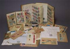 Philately  Large Stamp Collection ca 2500 Items