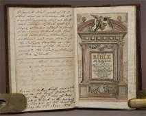 [Holy Bible, King James Version, 1643]