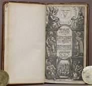 Bible  Biblia Sacra 1656