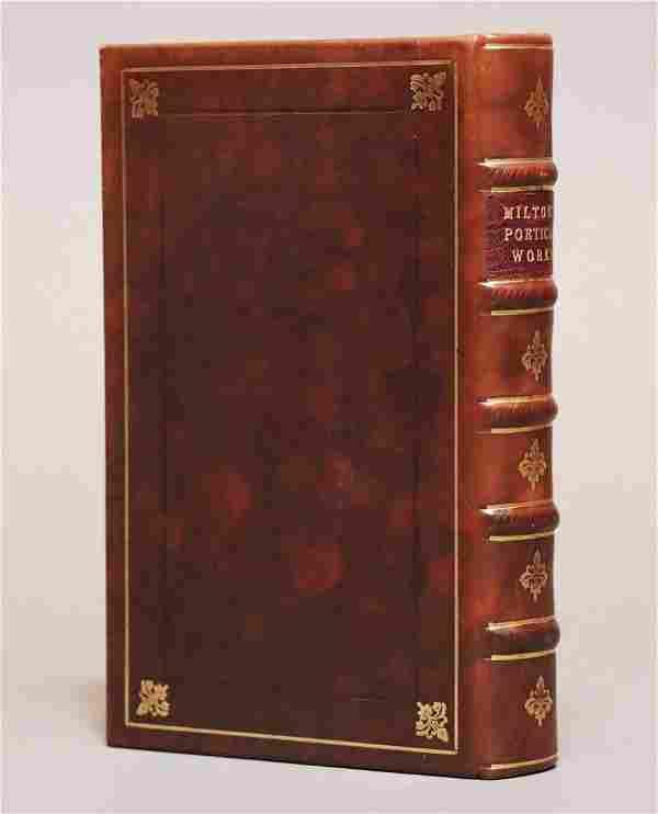 [Early American Imprint] Works of John Milton