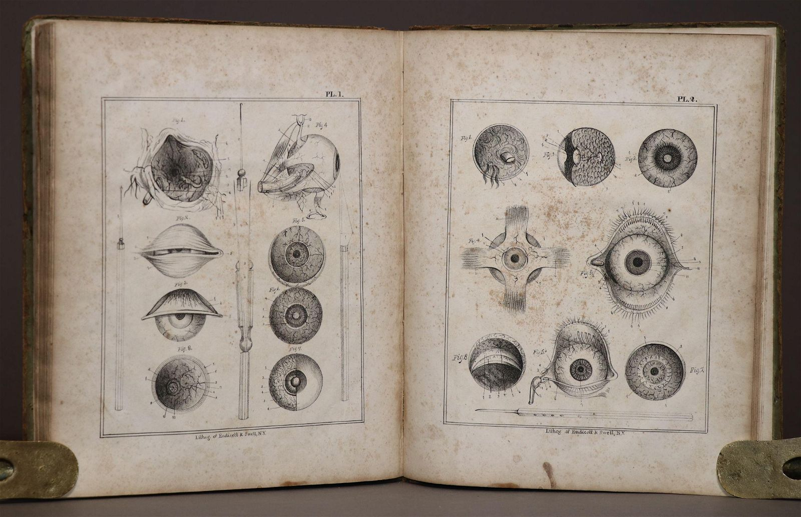 [Early American Ophthalmology, 1832]