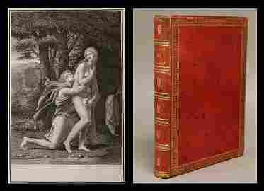 [Plates, Binding]  Saint-Lambert, 1796