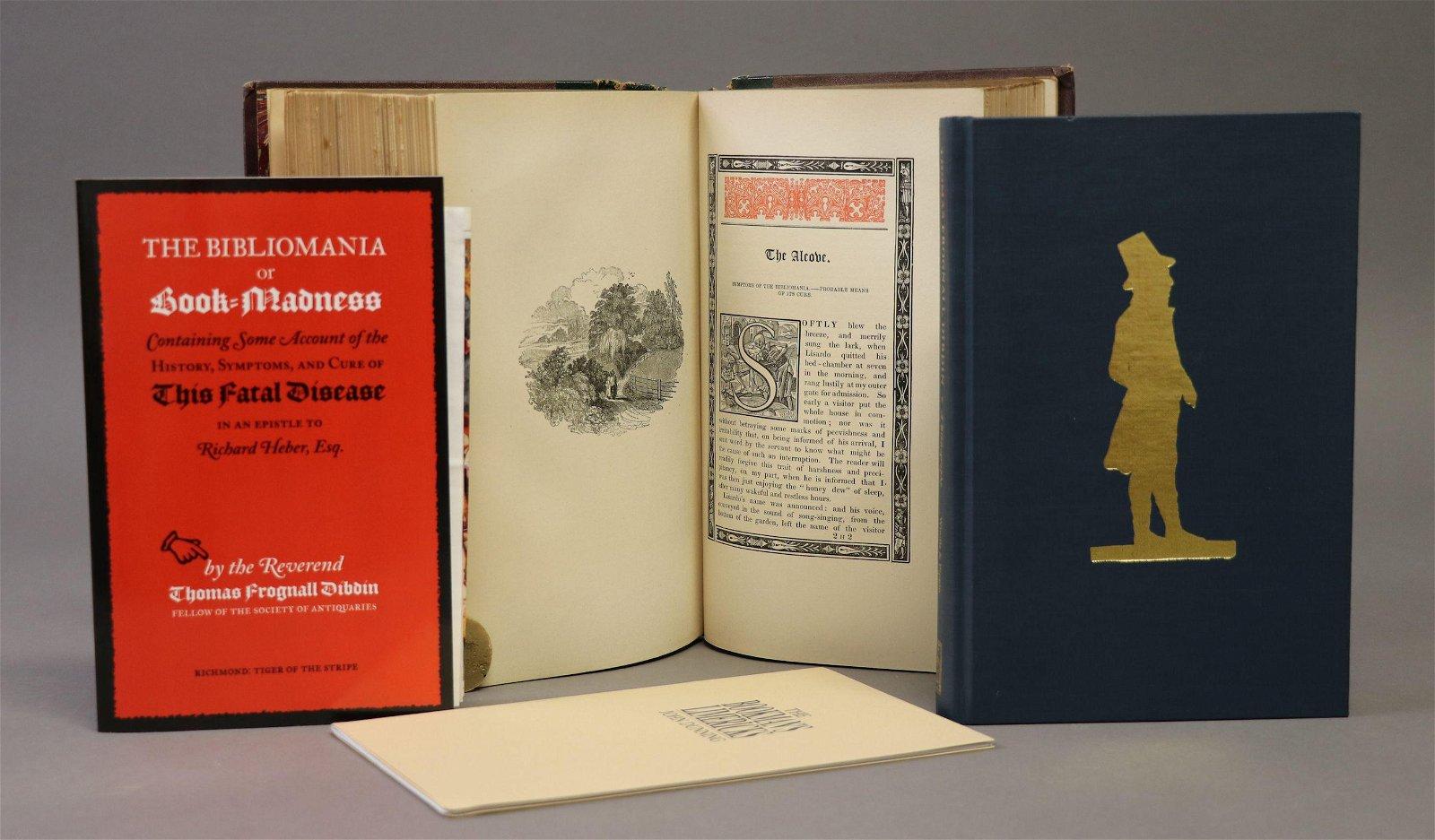 [Books on Books] Bibliomania