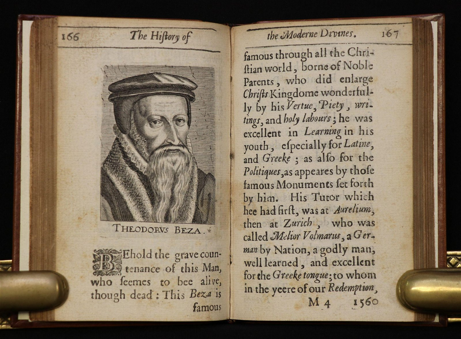 Protestant Divines, 1637