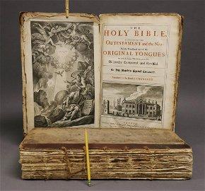 "[Bible in English]  ""Vinegar"" Bible, Folio"