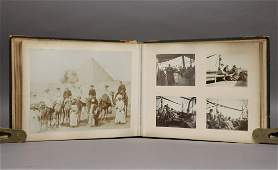[Middle East Tour] Antique Photo Album