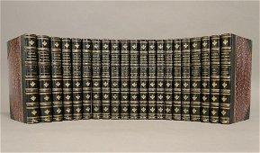 [Bindings]  Works of Shakespeare, 1821