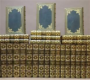 [Bindings] Honore de Balzac, Edition Definitive