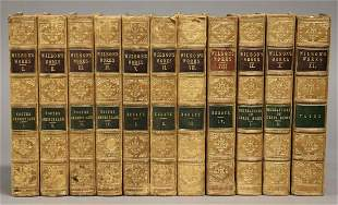 [Bindings] The Works of Professor Wilson