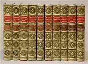 [Bindings] Poetical Works of Thomas Moore