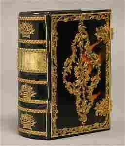 Book Box, Queen Anne Provenance