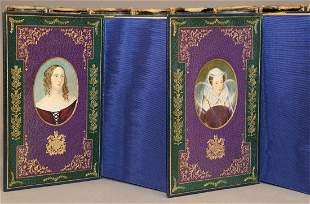 [Bindings] One of 7 Copies, Finely Illustrated
