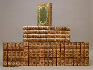 [Bindings] Works of Anatole France SIGNED, LTD