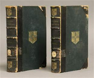 Prize Bindings, Cambridge, 19th c.