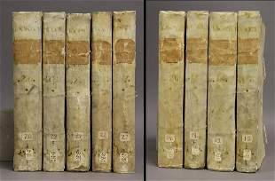 Period Bindings, 17th c., Vellum, Folios