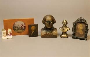 George Washington, Antique and Vintage Smalls