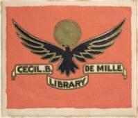 Cecil B De Mille Drama Plays