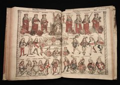 [The Nuremberg Chronicle]  Liber chronicarum