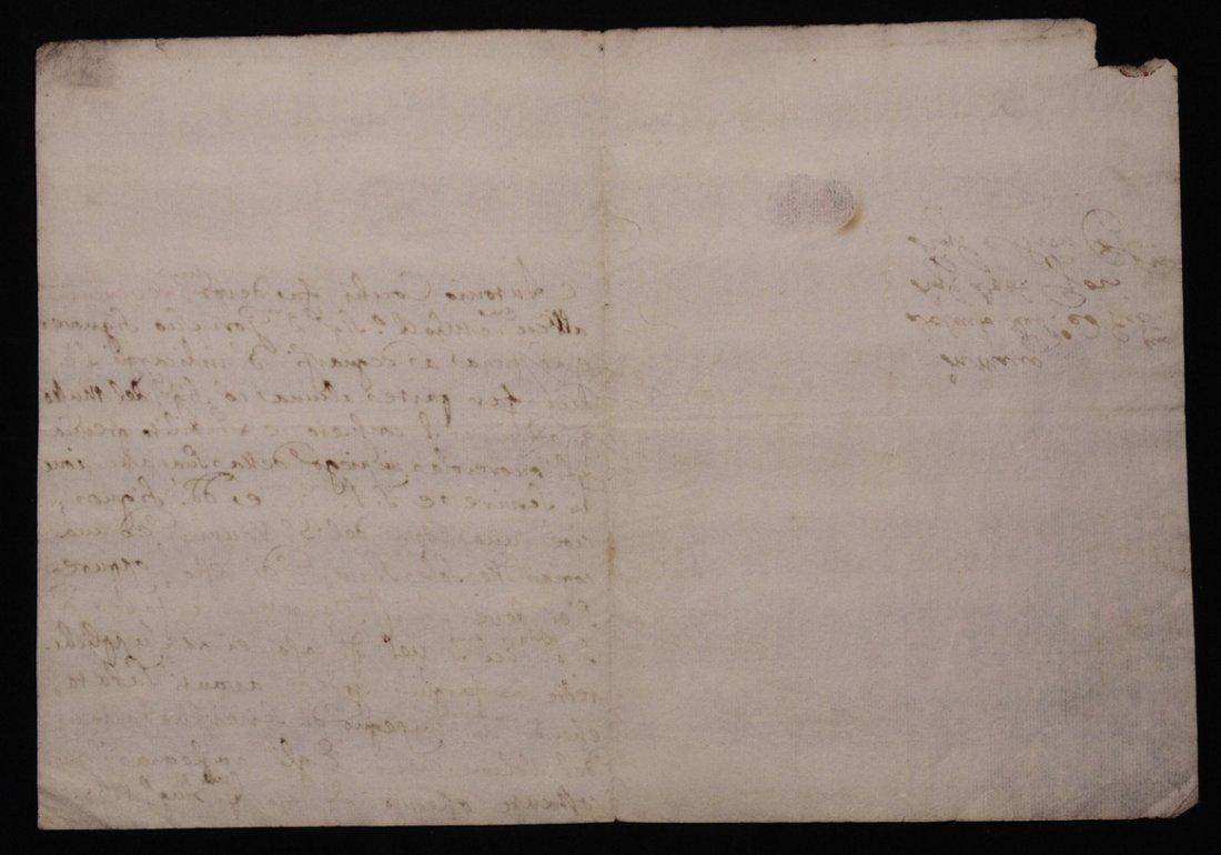 [Manuscript] Antonio Cocchi & Antonio Gori - 4