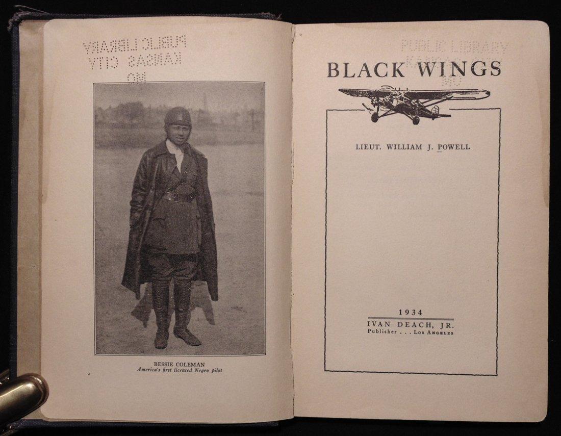 [American Black Aviation]  Black Wings [SIGNED]