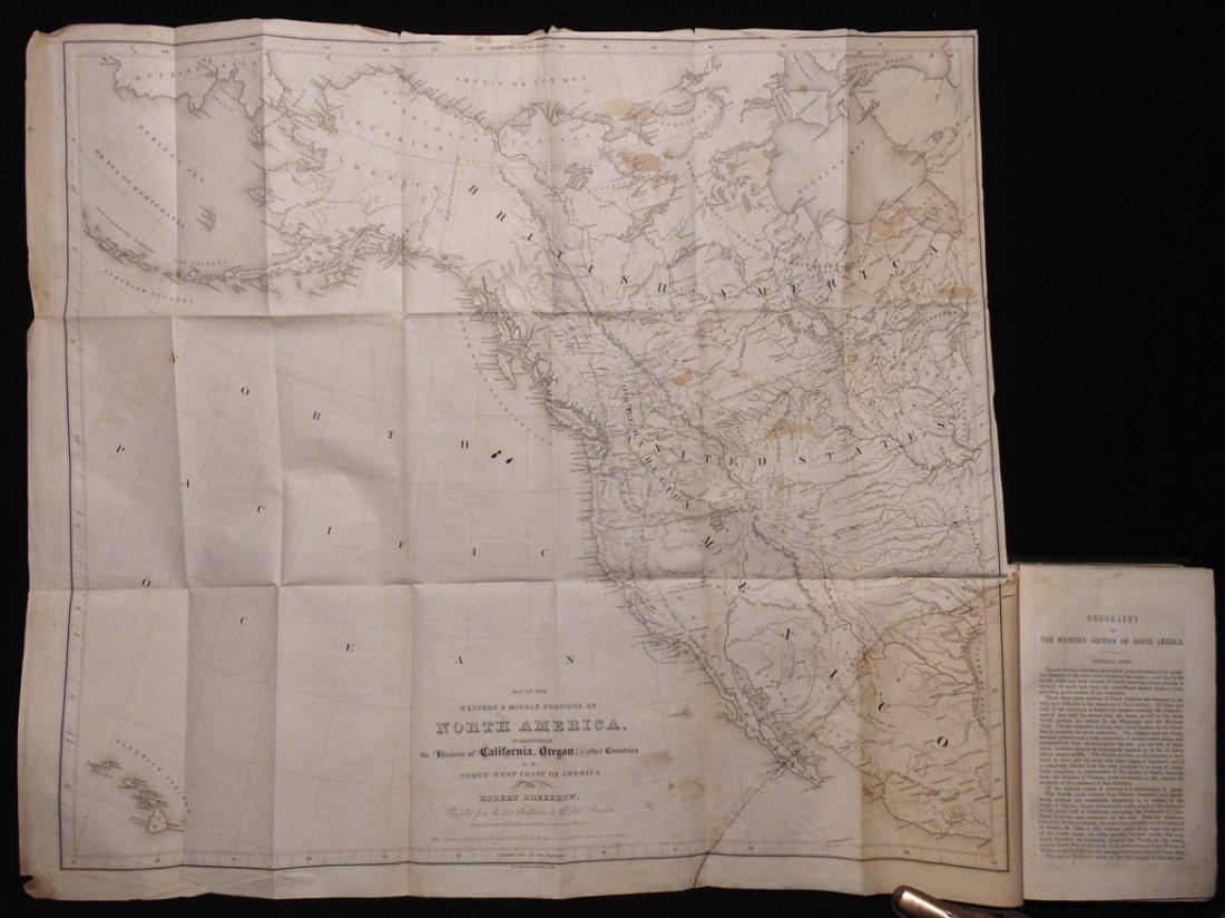 Greenhow's History of Oregon & California - 4