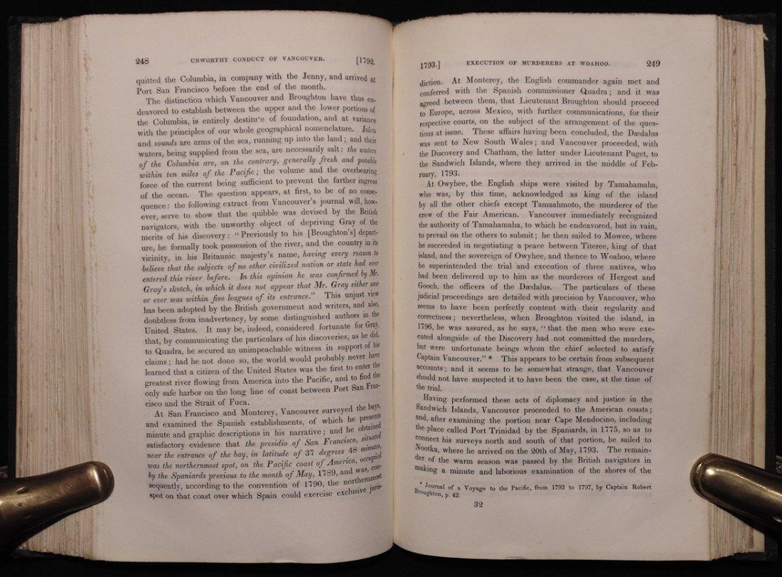 Greenhow's History of Oregon & California - 6