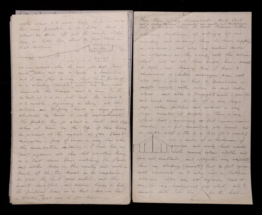 [Cape of Good Hope, Collection of Letters]