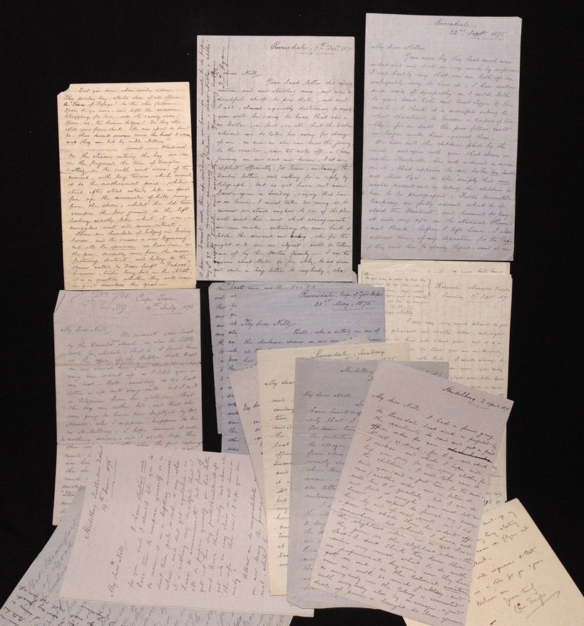 [Cape of Good Hope, Collection of Letters] - 3