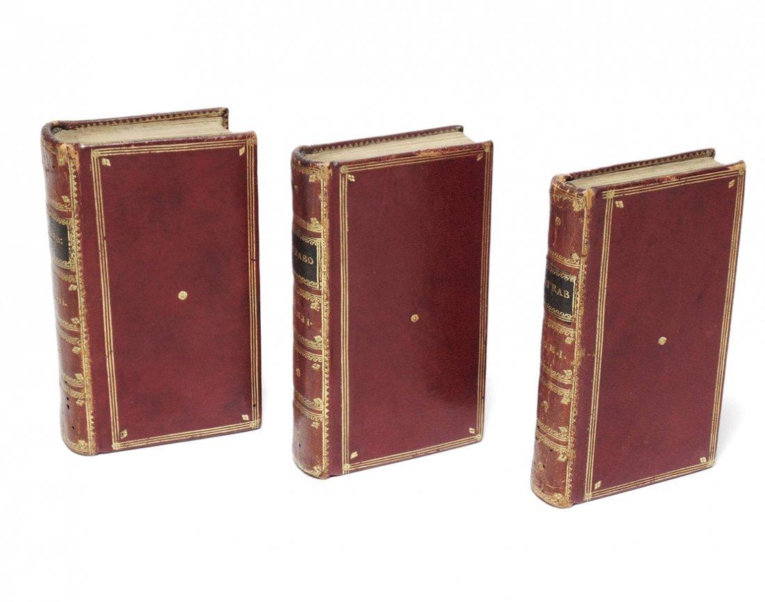 [Geography]  Strabonis de situ Orbis, 1652 - 3