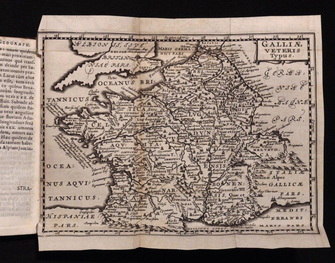 [Geography]  Strabonis de situ Orbis, 1652 - 7