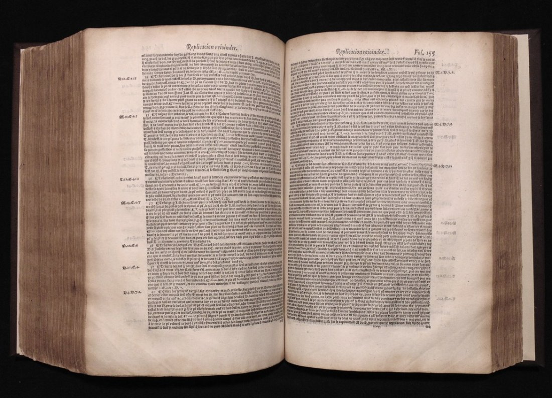 [Law]  Fitzherbert. La Graunde Abridgement - 7