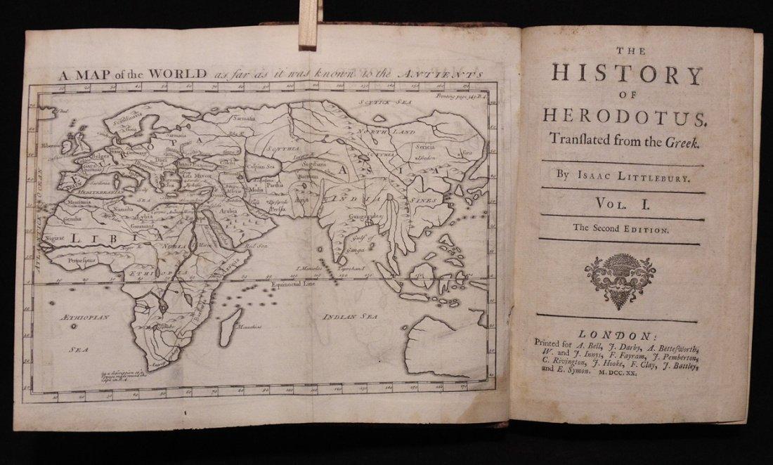 Littlebury.  History of Herodotus