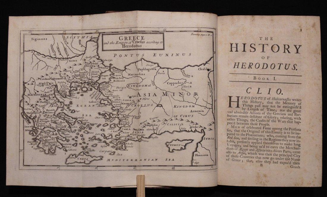 Littlebury.  History of Herodotus - 2