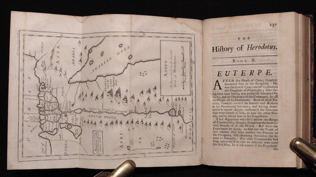Littlebury.  History of Herodotus - 3
