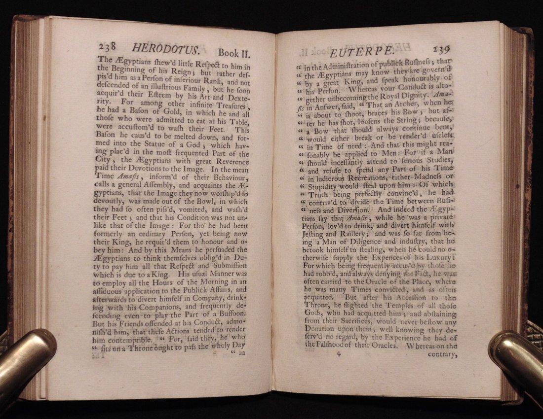 Littlebury.  History of Herodotus - 4