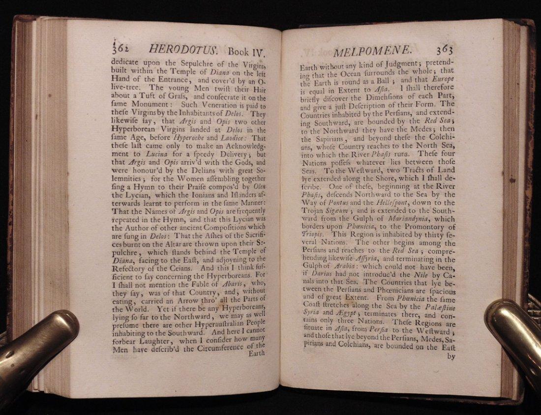 Littlebury.  History of Herodotus - 5