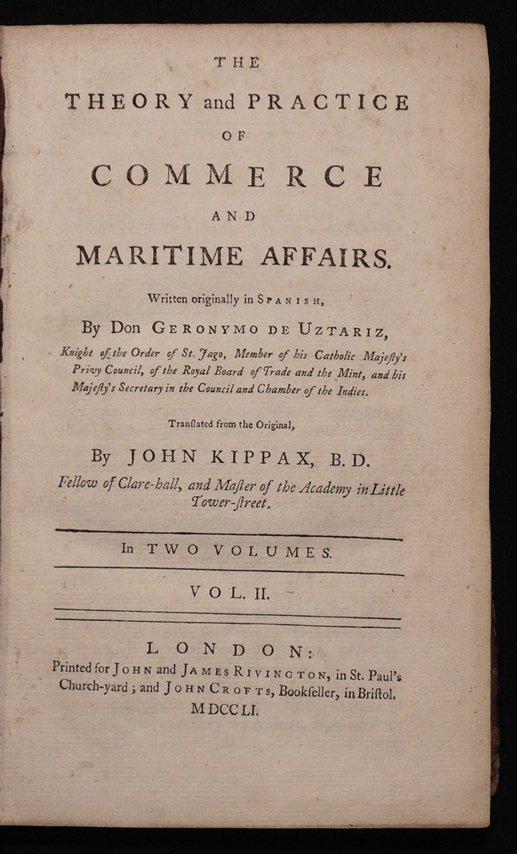 [Maritime]  Commerce & Maritime Affairs - 4
