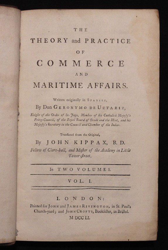 [Maritime]  Commerce & Maritime Affairs - 7
