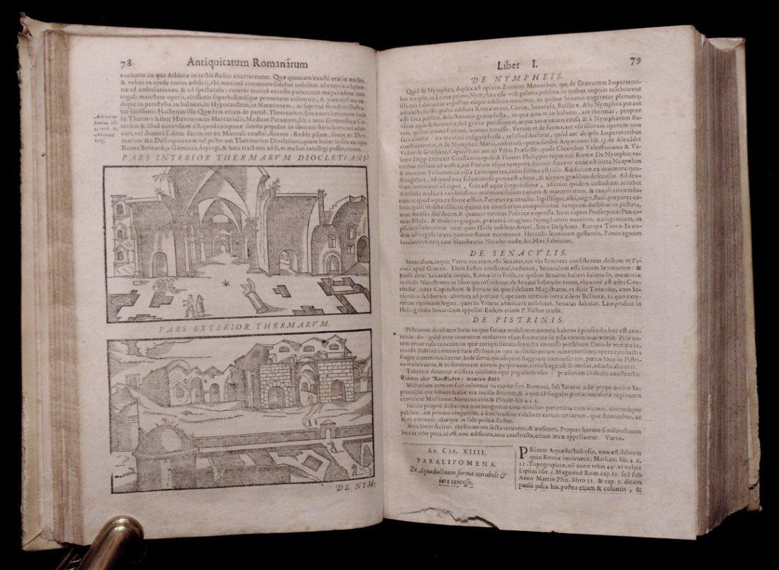 Rosinus, Johannes.  [Roman Antiquities] - 3