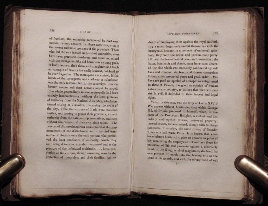 Scott's Life of Napoleon Buonaparte - 4