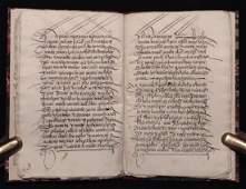 16th c Spanish Manuscript
