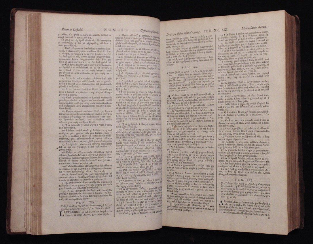 [Bible in Welsh]  Y Bibl Cyssegr-lan …. - 2