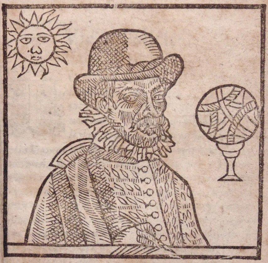 Nostradamus.  Les Propheties, [1644]