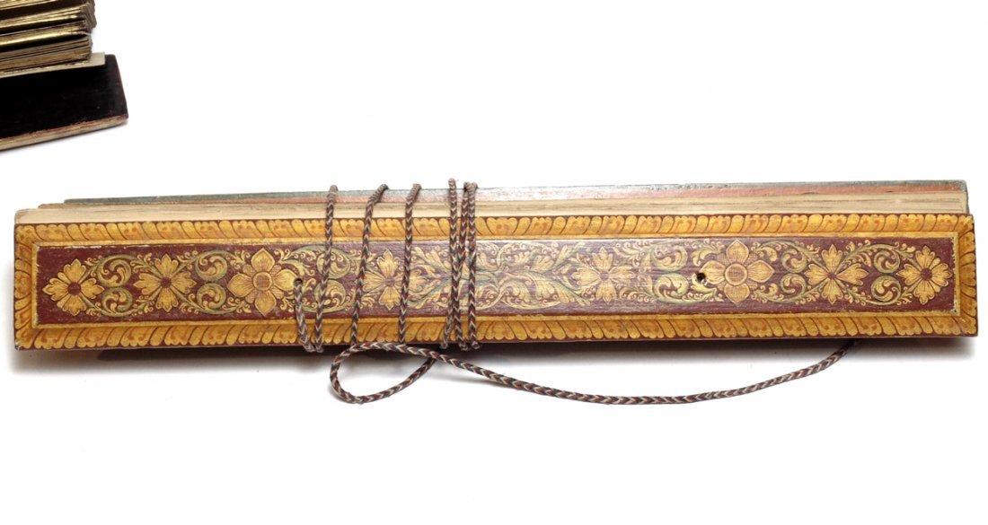 [Sinhalese Palm Leaf Manuscripts, lot of 3] - 4