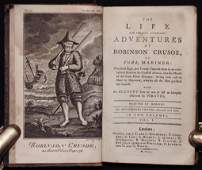 Defoe Daniel  Robinson Crusoe 1791